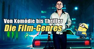 Action, Thriller, Exploitation - Das Filmgenre-Special