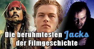 Jack Ryan, Sparrow & Co.: Die berühmtesten Jacks der Filmgeschichte!
