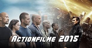 Die bombigen Actionfilme 2015