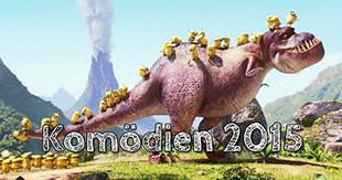 Die lustigsten Komödien 2015