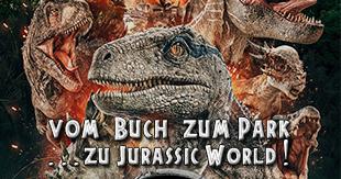 Jurassic Park - vom Buch zum Film zur Filmreihe