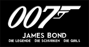 James Bond 007: Die Legende, die Schurken, die Bond-Girls