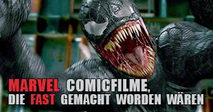 Superheldenfilme, die fast gemacht worden wären - Teil 2: Marvel