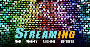 Überblick: Streaming, Live-Stream, VoD, SVoD, Web-TV - Was ist was?