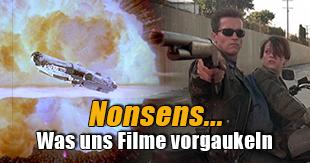 Wissenschafts-Märchen: Was uns Filme immer wieder vorgaukeln!