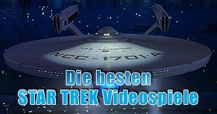 """Die besten """"Star Trek""""-Videospiele aller Zeiten"""