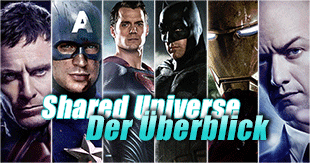 MCU bis DCEU und viele mehr: Existente und geplante Shared Universes