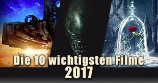 Die wichtigsten Filme 2017