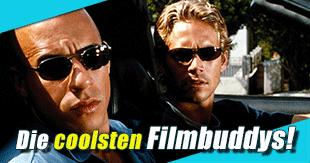 Die coolsten Filmbuddys