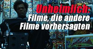 Filme, die andere Filme vorhersagten