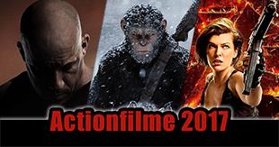 Actionfilme 2017