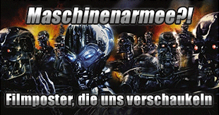 Diese Filmposter wollten uns verschaukeln