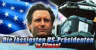 Die lässigsten US-Präsidenten in Filmen!