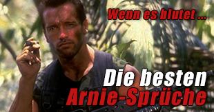 Die besten Arnie-Sprüche