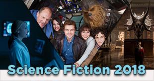 Die spannendsten Science-Fiction-Filme 2018