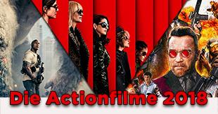 Die Actionfilme 2018