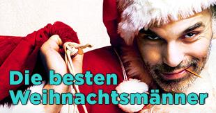 Die besten Weihnachtsmänner in Film & TV
