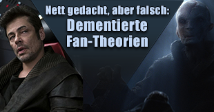 Dementierte Fan-Theorien zu Filmen