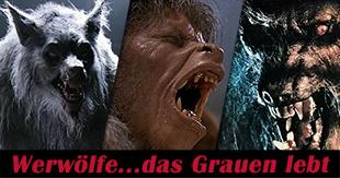 Die unheimlichsten Werwölfe der Filmgeschichte!