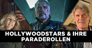 Hollywoodstars, die in ihren Paraderollen zurückgekehrt sind!