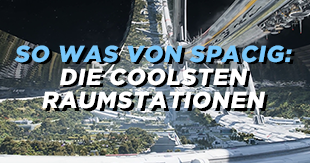 Die coolsten Filme mit Raumstationen