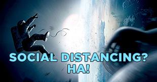 Die besten Social-Distancing-Filme