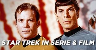 Star Trek: Unendliche Weiten, wir blicken zurück