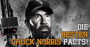 "Kick in die Lachmuskeln: Unsere Lieblings-""Chuck Norris Facts"""