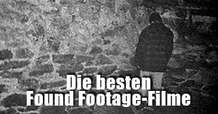 Die besten Found-Footage-Filme