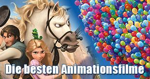 Die besten CGI-Animationsfilme