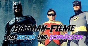 Die besten Batman-Filme