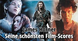 Ein Leben für die Filmmusik: James Horners größte Werke