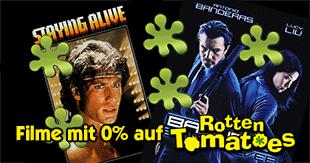 0%-Filme bei Rotten Tomatoes, die man gesehen haben muss!