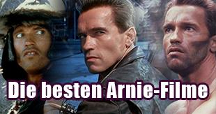 Die 25 besten Arnold Schwarzenegger-Filme