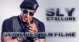 Die besten Filme von Sylvester Stallone