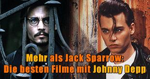 Die besten Filme mit Johnny Depp