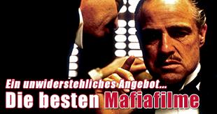 Gangster und Ganoven - Die besten Mafia-Filme