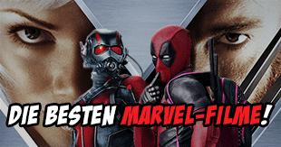 Unsere Favoriten: Die besten Marvel-Filme bis jetzt