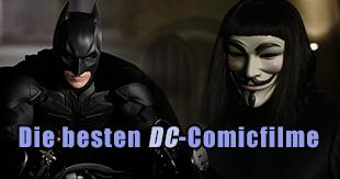 Die besten DC-Comicfilme