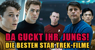 Die besten Star Trek-Filme