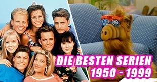 Die besten Serien-Klassiker bis 1999