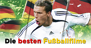 Unter die Latte gezimmert: Die besten Fußballfilme