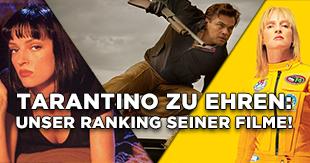 Tarantinos Filme - Im MJ-Ranking!