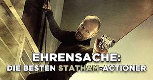 Action satt: Die besten Filme mit Jason Statham