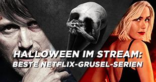 Halloween im Stream: Beste Netflix-Grusel-Serien