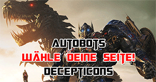 Auf welcher Transformers-Seite stehst du?