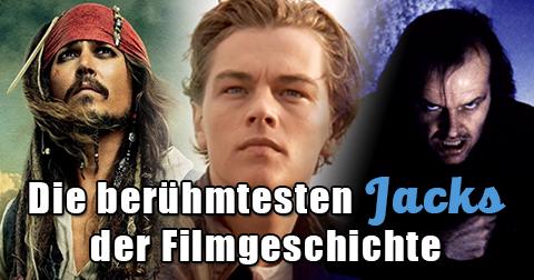 Jack Ryan, Sparrow & Co.: Die ber�hmtesten Jacks der Filmgeschichte!