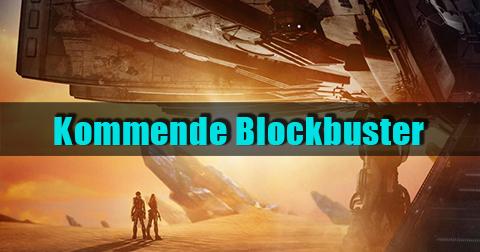 Comics, Spiele, Action, SciFi - Die gro�en Blockbuster bis 2020!