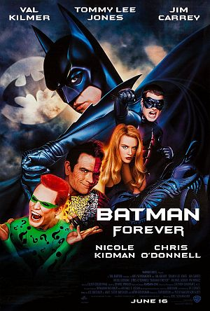 Alle Infos zu Batman Forever