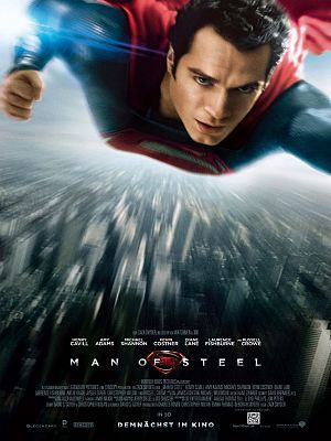 Alle Infos zu Man of Steel